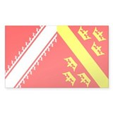 Alsace Rectangle Decal