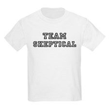 Team SKEPTICAL Kids T-Shirt