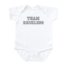 Team RECKLESS Infant Bodysuit