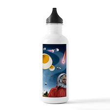 Yuri Gagarin's landing Water Bottle