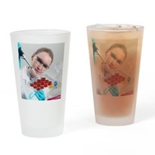 Biological research Drinking Glass