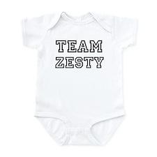 Team ZESTY Infant Bodysuit