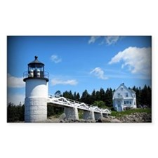 Marshall Point Lighthouse Decal