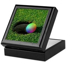 HOLE IN ONE Keepsake Box