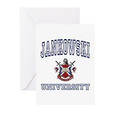 JANKOWSKI University Greeting Cards (Pk of 10)