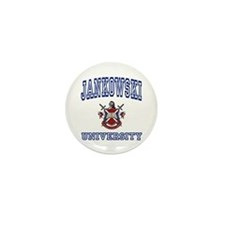 JANKOWSKI University Mini Button (10 pack)