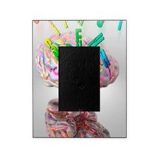 Synaesthesia, conceptual artwork Picture Frame