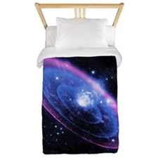 Supernova explosion, artwork Twin Duvet