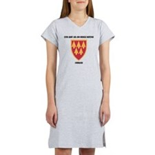 SSI - 32nd Army Air and Missile Women's Nightshirt