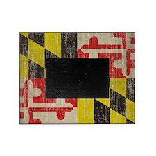 Vintage Maryland Picture Frame