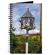 Wooden dovecote Journal