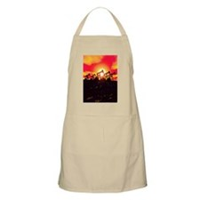 Oil pumps, artwork Apron