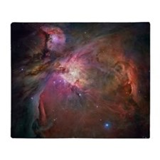 Orion nebula (M42 and M43) Throw Blanket