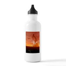 Oil pump, artwork Water Bottle