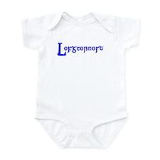 Lofgeornost (blue) Infant Bodysuit