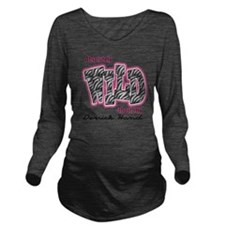 wilddh Long Sleeve Maternity T-Shirt