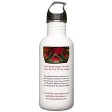 Lone Star Christmas Tr Water Bottle