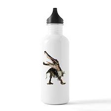 Spinosaurus dinosaur,  Water Bottle