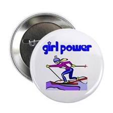 GP Cross Country Skiing Button
