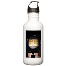 Smart card testing Water Bottle