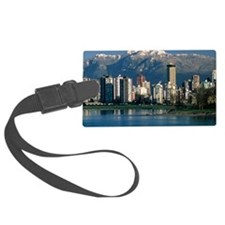 View of Vancouver, Canada Luggage Tag