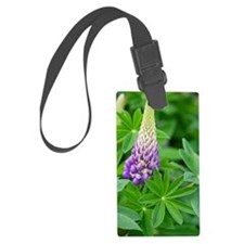 Lupinus Tom Tom the Piper's Son Luggage Tag