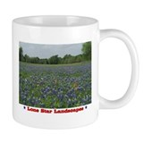 Lone Star Landscapes, Mug