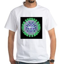 Herpes virus particle, artwork Shirt