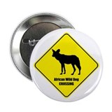 "African Crossing 2.25"" Button (10 pack)"