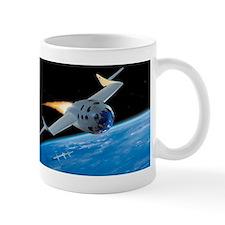 SpaceShipOne, artwork Mug