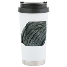 Solidified pahoehoe lava Ceramic Travel Mug