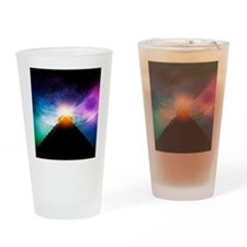 End of the World in 2012 conceptual Drinking Glass