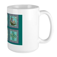 Celtic art Sampler Mug