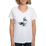 Berliner Shortface Women's V-Neck T-Shirt