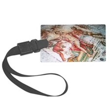 Roman mosaic Luggage Tag