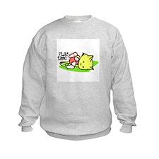 Playtime Kitten Sweatshirt