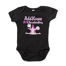 GO CHEERLEADING Baby Bodysuit