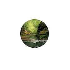 River Mini Button