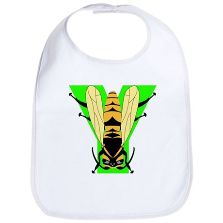 Y is for Yellow Jacket Bib