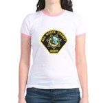 Del Norte Sheriff Jr. Ringer T-Shirt