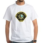 Del Norte Sheriff White T-Shirt