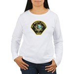 Del Norte Sheriff Women's Long Sleeve T-Shirt