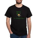 Happy St. Paddy's Day! Dark T-Shirt