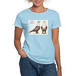 Shakhsharli Pigeon Standard Women's Light T-Shirt