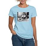 Splash English Trumpeter Women's Light T-Shirt