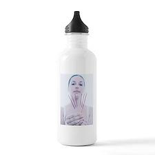 Burning incense Water Bottle
