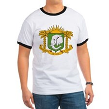 Ivory Coast Coat of Arms T