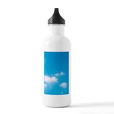 Blue sky Water Bottle