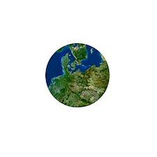 North-eastern Europe Mini Button