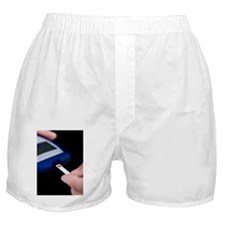 Blood glucose test Boxer Shorts